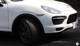 PORSCHE Cayenne turbo|ポルシェ カイエン ターボ 05