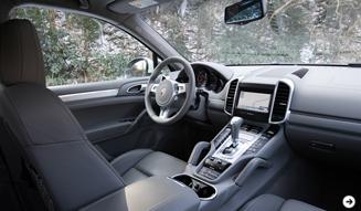 PORSCHE Cayenne turbo|ポルシェ カイエン ターボ 10