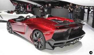 Lamborghini aventador j|ランボルギーニ アヴェンタドール J