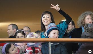 戸田恵子|舞台、ドラマ、そしてボランティアまで、2012年もパワフルにスタート! 08