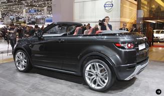 Range Rover Evoque Convertible|レンジローバー イヴォーク コンバーチブル