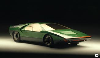 ベルトーネ100周年記念モデル「ヌッチオ」|Bertone 04