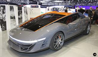 ベルトーネ100周年記念モデル「ヌッチオ」 Bertone 03