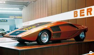 ベルトーネ100周年記念モデル「ヌッチオ」|Bertone 05