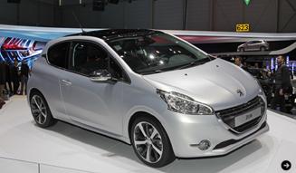 Peugeot 208|プジョー208