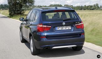BMW X3 xDrive20i|ビー・エム・ダブリュー X3 xDrive20i 09