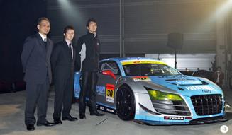 R8スパイダーの限定バージョン「R8 GT スパイダー」|Audi 02