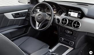 GLKクラスが2013年モデルに Mercedes-Benz 03