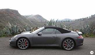 Porsche 911 cabriolet|ポルシェ 911 カブリオレ