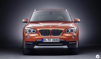 モデルチェンジを果たしたBMW X1がニューヨークデビュー|BMW 02