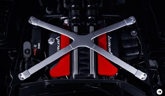 バイパー2013年モデル公開 SRT 03
