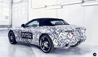ジャガー、2シータースポーツ「Fタイプ」を発表|Jaguar 02