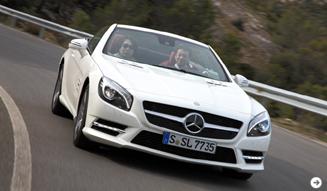 Mercedes-Benz SL Class|メルセデス・ベンツ SLクラス