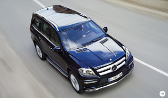 Mercedes-Benz GL 350 BlueTEC 4MATIC メルセデス・ベンツ GL 350 ブルーテック 4MATIC