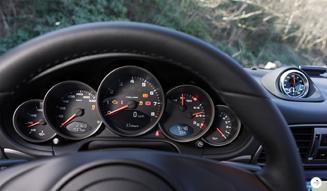 清水久美子のポルシェ911体験 Porsche 05