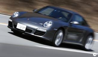 清水久美子のポルシェ911体験 Porsche 04