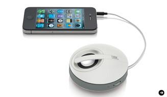 JBL,iPhone,Bluetooth,スピーカー,JBL ON TOUR iBT,JBL ON TOUR MICRO,5