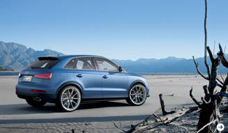 Audi RS Q3 Concept|アウディ RS Q3コンセプト