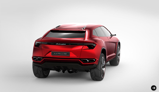 Lamborghini Urus|ランボルギーニ ウラス