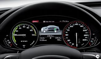 Audi A6L e-tron concept アウディ A6L eトロン コンセプト