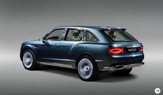 BentleyEXP 9 F|ベントレー EXP 9 F