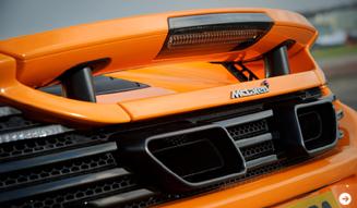 McLaren MP4-12C マクラーレン MP4-12C