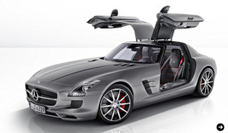 SLS AMG GT |メルセデス・ベンツ SLS AMG GT