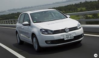 ゴルフ ブルーeモーションに試乗|Volkswagen