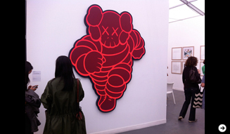 マシュー・ワォルドマン|Frieze Art Fair NYC.  06