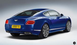 Bentley Continental GT Speed|ベントレー コンチネンタル GT スピード