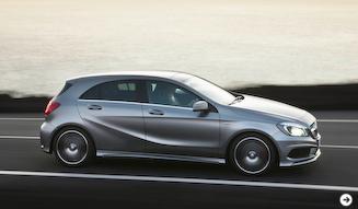 新Aクラス発表!|Mercedes-Benz