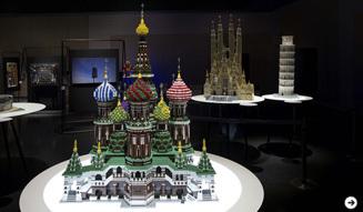 PIECE of PEACE-「レゴ」で作った世界遺産展part2- 02