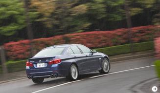BMW ALPINA B5 BITURBO LIMOUSINE| BMW アルピナ B5 ビターボ リムジン