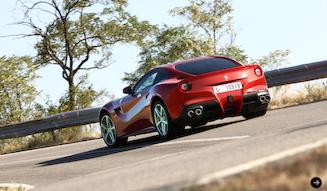 Ferrari F12berlinetta|フェラーリ F12ベルリネッタ