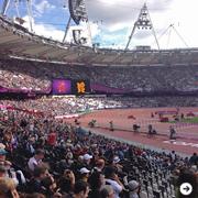 LONDON CALLING 2012 Aug 6 (MON)