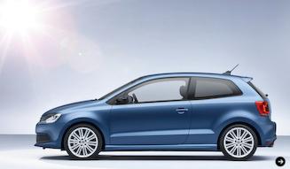 Volkswagen Polo BlueGT|フォルクスワーゲン ポロ ブルーGT