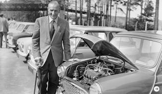What is the English Motorcar? 英国車ってなんだろう?