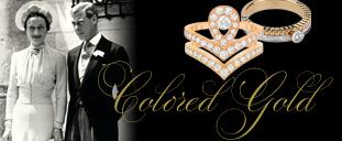 COLORED GOLD|イエローゴールドにピンクゴールド、モードな感性でセレクト
