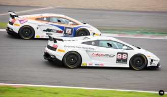 Lamborghini Blancpain Super Trofeo|ランボルギーニ・ブランパン・スーパートロフェオ