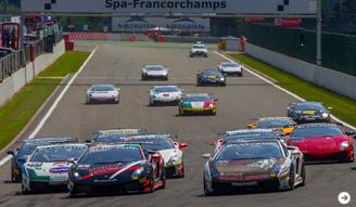 Lamborghini Blancpain Super Trofeo ランボルギーニ・ブランパン・スーパートロフェオ