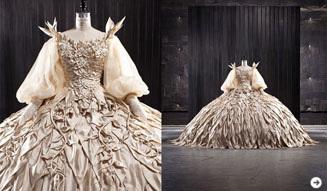 白雪姫と鏡の女王 衣装展示 05