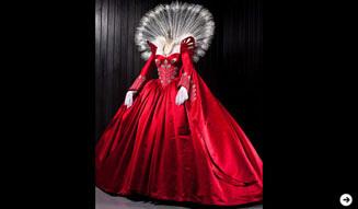 白雪姫と鏡の女王 衣装展示 06