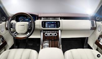 Range Rover Vogue|レンジローバー・ヴォーグ