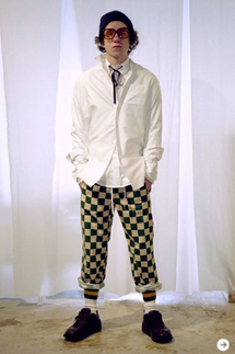 NUGGETS|2012-13秋冬コレクション 02