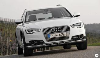Audi A6 allroad quattro アウディ A6 オールロードクワトロ