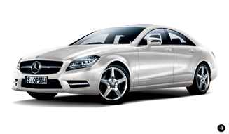 Mercedes-Benz CLS-Class|メルセデス・ベンツ CLSクラス
