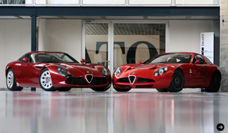 Alfa Romeo TZ3 Stradale アルファロメオ TZ3 ストラダーレ