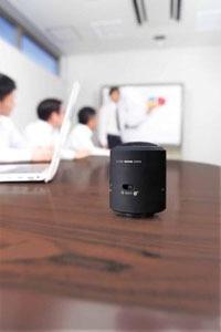キングジム Bluetooth振動式スピーカー 02