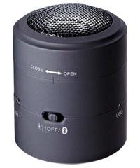 キングジム Bluetooth振動式スピーカー 03