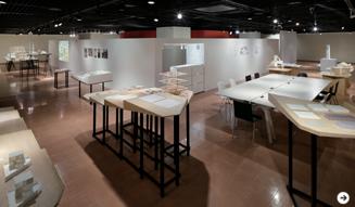 AAF U-30 Under 30 Architects exhibition 2012開催02
